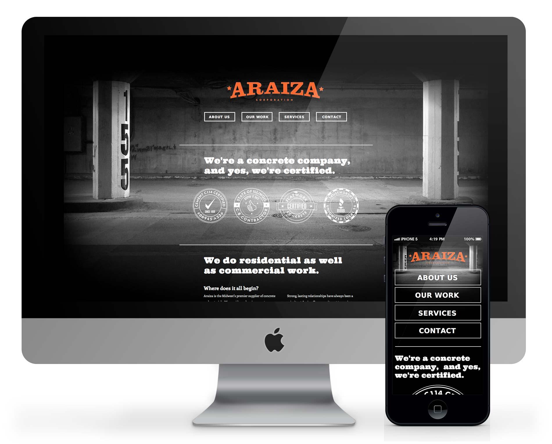 Araiza_Corporation